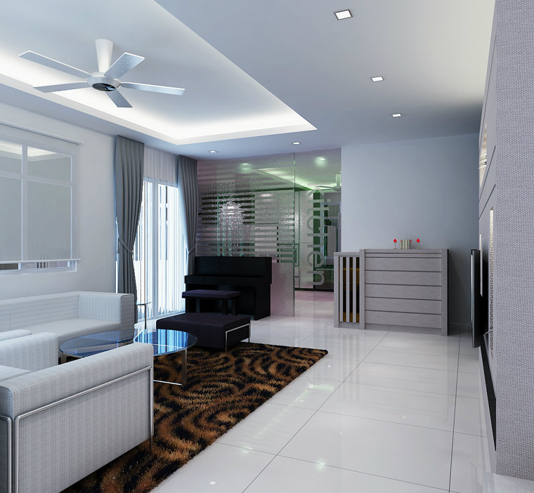 Living room r1 johor bahru jb malaysia residencial for Living room design johor bahru