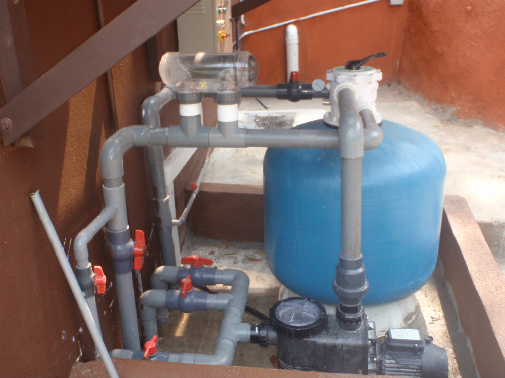 Swimming Pool Pump service
