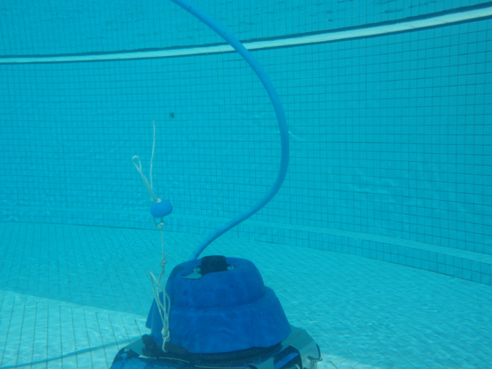 Swimming Robotic Maintenance