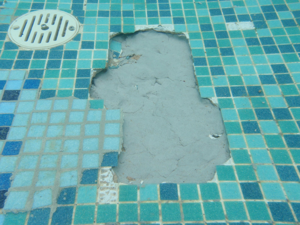 Swimming Pool Tilt Patching And Repair