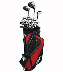 Wilson Profile HL Complete Set Club Set Golf Club Left Hand Suggested Retail: $2190 Price Too Low