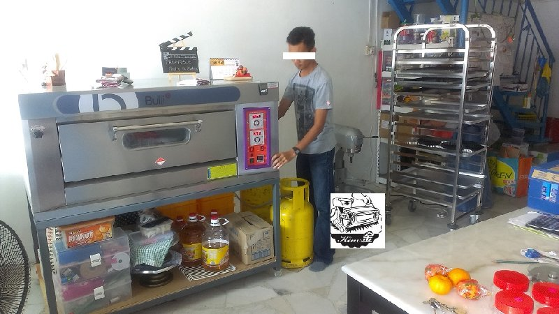 HOMEMBASE BAKERY BUSINESS SET UP IN JOHOR BAHRU