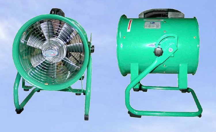 Portable Ventilation Fan SHT-30