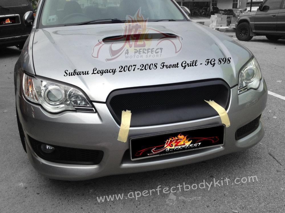 2005 Toyota Celica Gt >> Subaru Legacy 2007 - 2008 Front Grill Subaru Legacy Johor ...