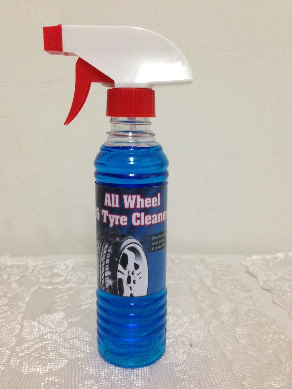 Auto Care All Wheel & Tyre Cleaner 3328