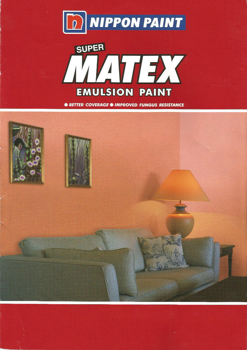 Matex Emulsion Paint