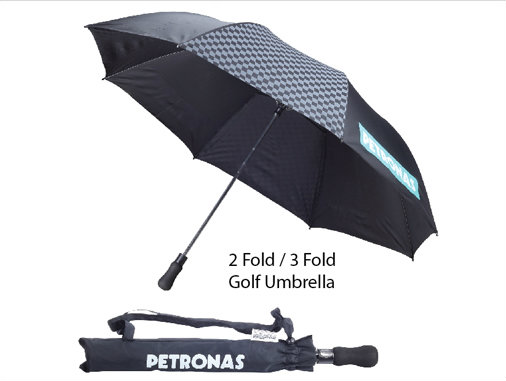 US01-1 Folded Umbrella 2 Fold / 3 Fold
