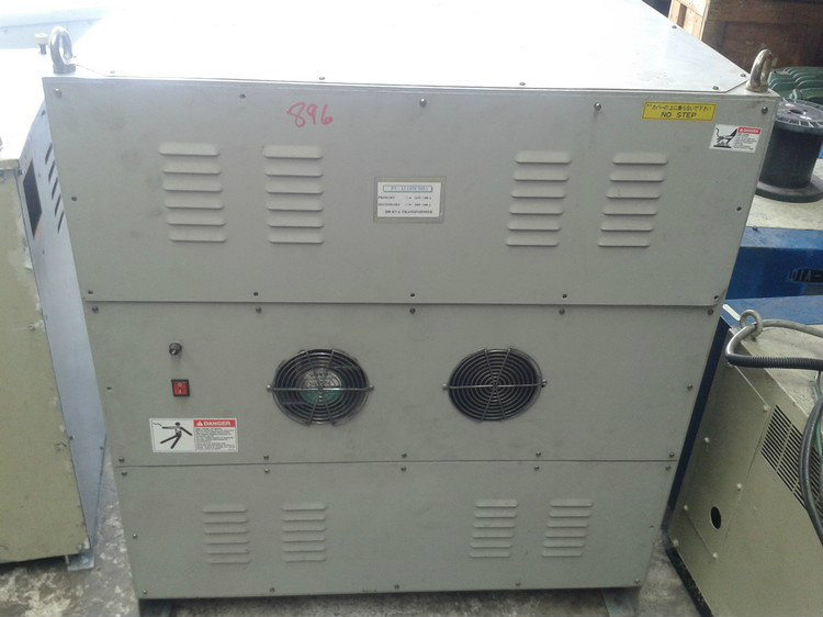 Second hand 25, 50, 150, 200, 250 KVA Double Winding Three P