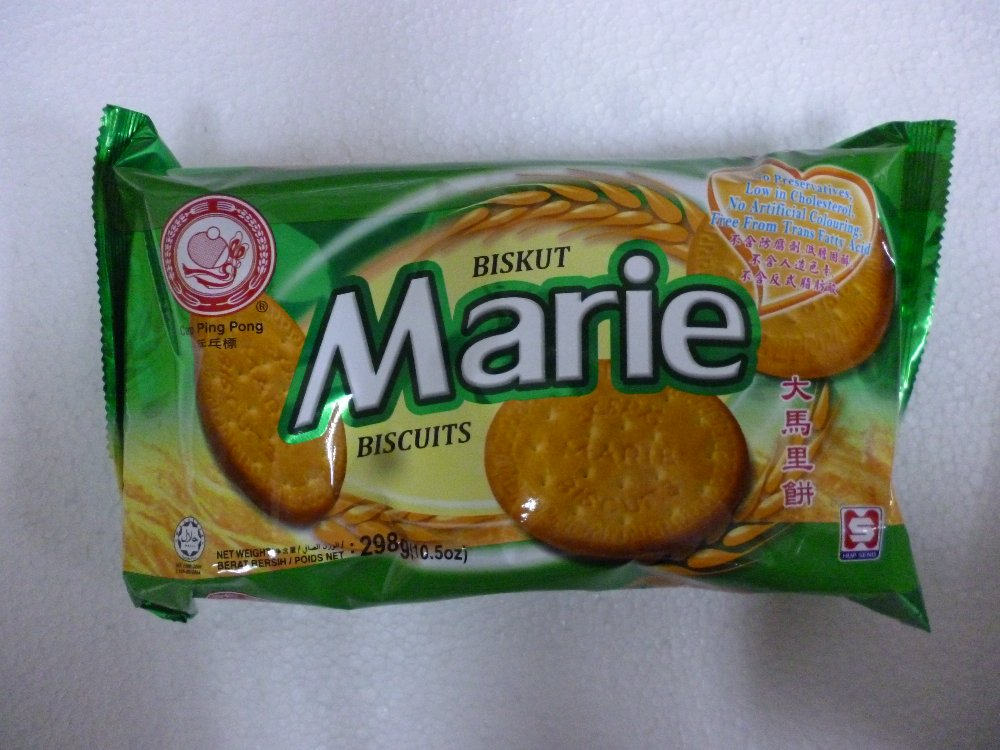 MARIE BISCUITS 298G