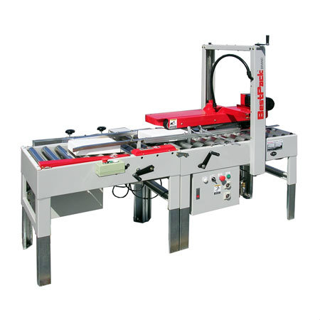 Manual One Edge Top and Bottom Drive Sealer (MT1EB)