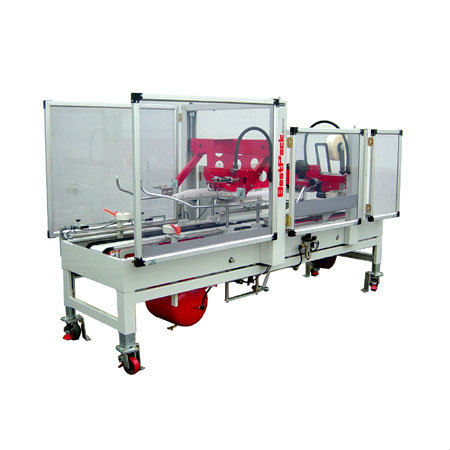 Automatic Top and Bottom Drive Fruit Box Machine (ATFUX)