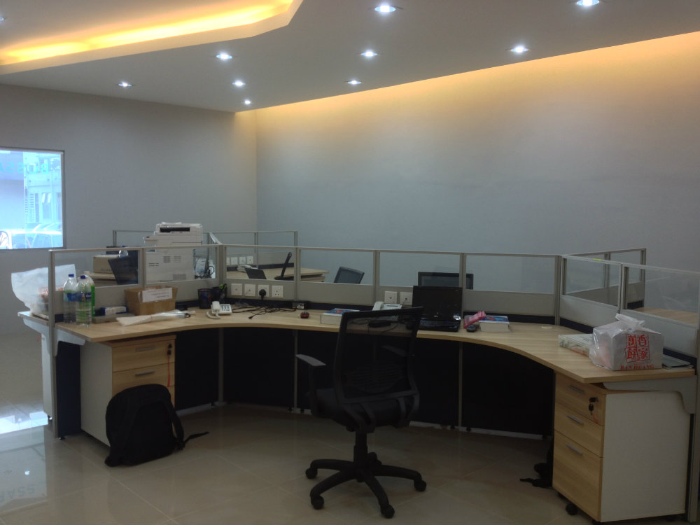 design of office furniture, renovation work office furniture supply and install