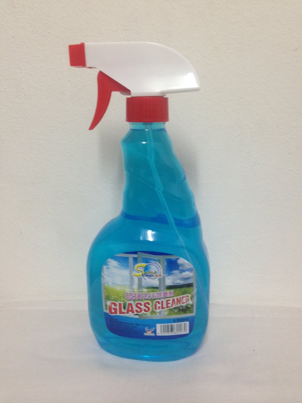 Glass Cleaner 500ml 2079