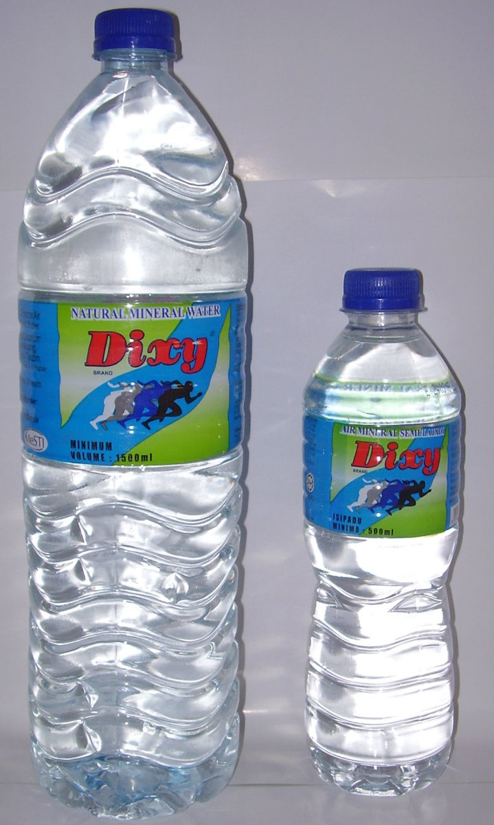 Dixy Mineral Water