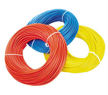 50MM PVC Cable Black