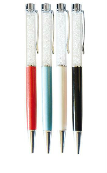 ST24-1 Crystal Metal Pen