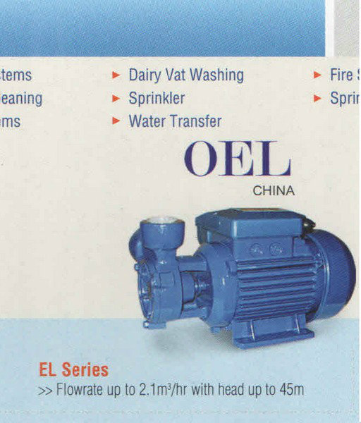 OEL Domestic Pump