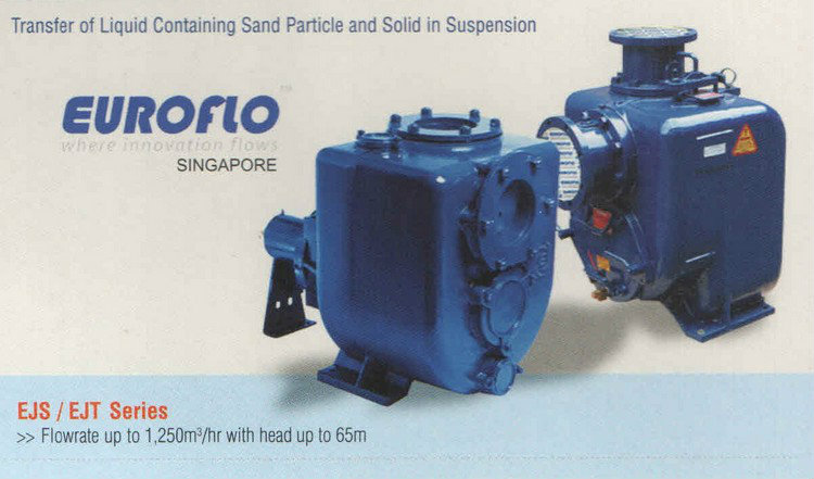 Euroflo Self Priming Centrifugal Pump