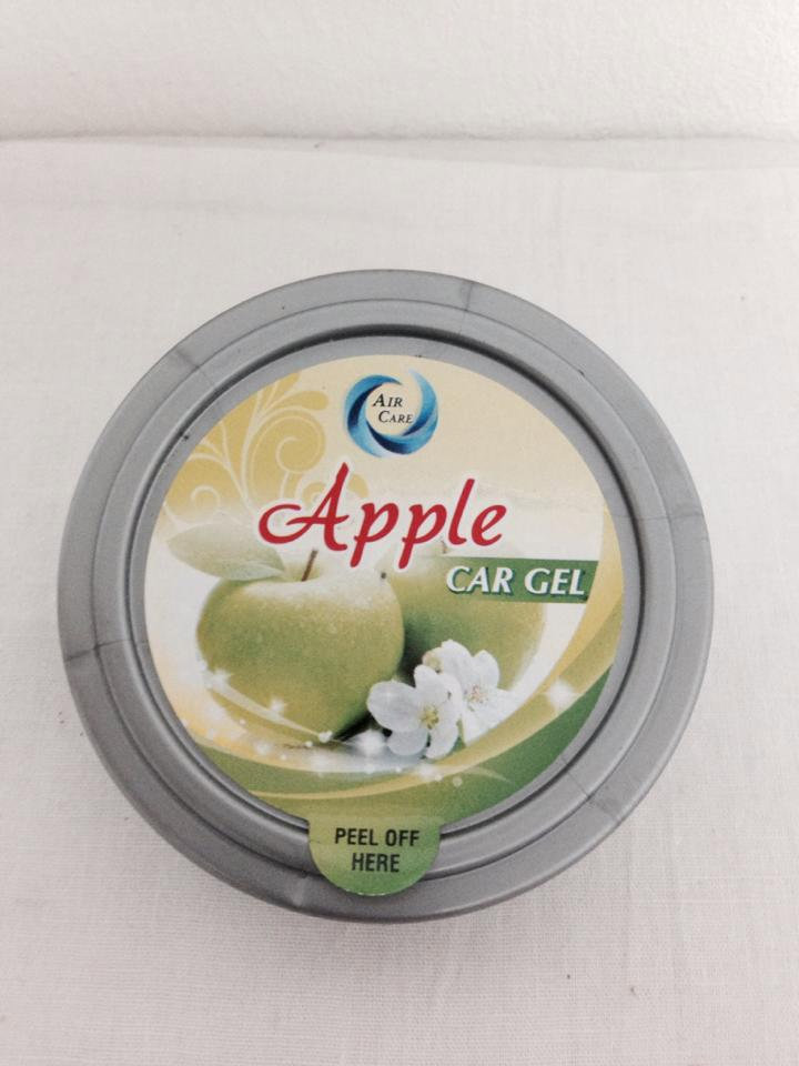 Air Care Car Gel Apple 6893