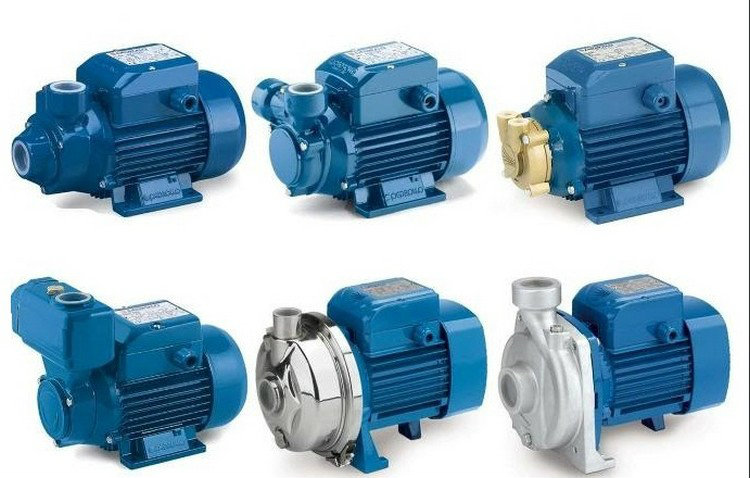 Pedrollo Multi-stage and Peripheral Pumps
