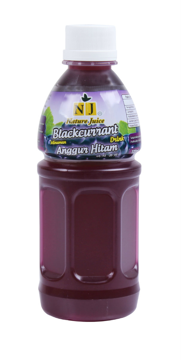 NJ Blackcurrant Juice