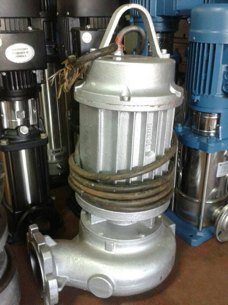 Second Hand Zenit Submersible Pump DRP 1000/2/100 A1HT