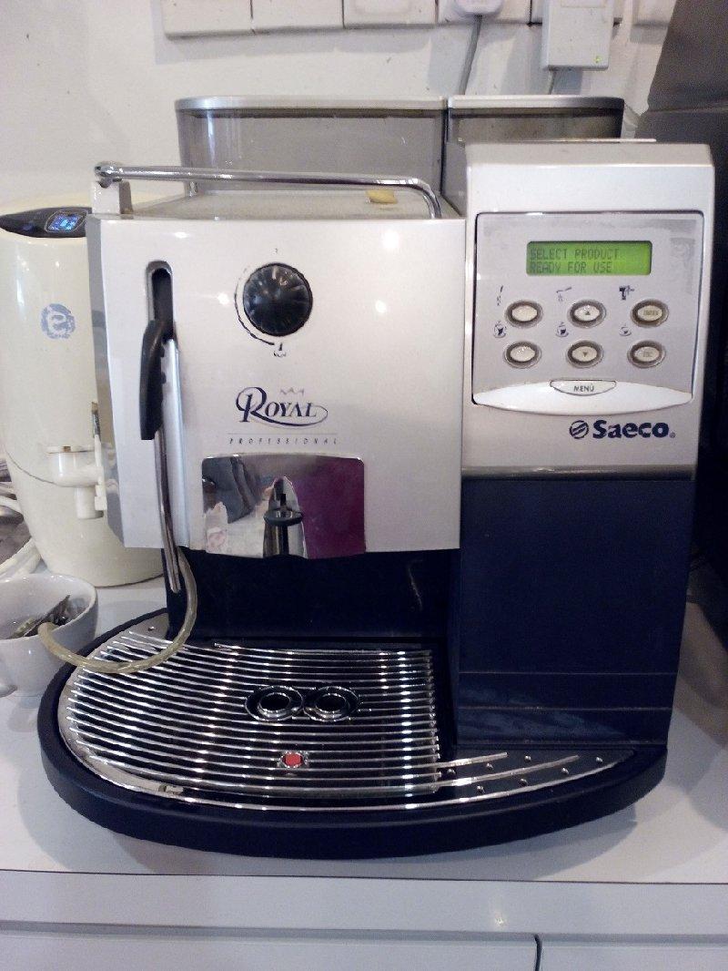 USED / 2ND HAND FULLY AUTO COFFEE MACHINE