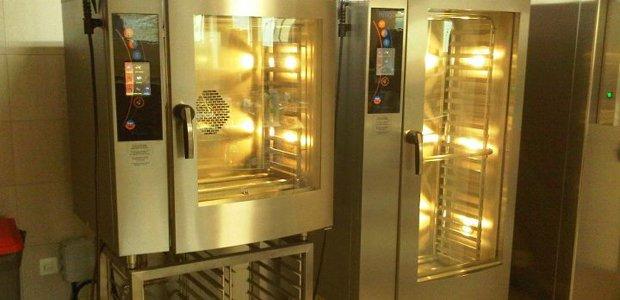 Retigo Combi Oven For Busy Kitchen/Hotel (Coming Soon)