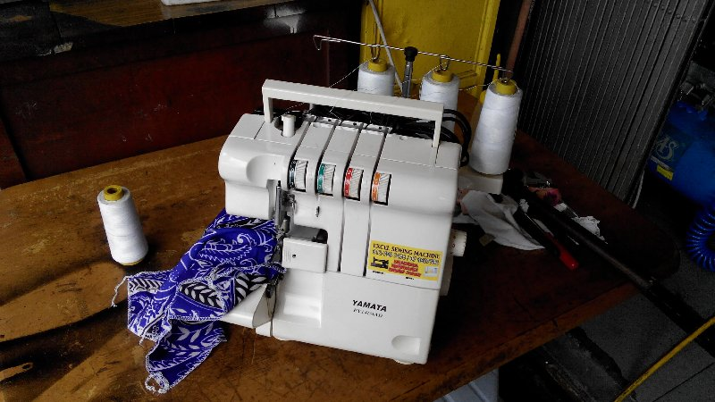 promosi hebat sewing machine overlock 2nd