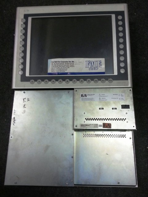 REPAIR B & R POWER PANEL HMI TOUCH SCREEN 24VDC 4PP480.1505-75 MALAYSIA SINGAPORE JAKARTA INDONE