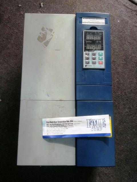 REPAIR POWTRAN INVERTER PI7600 PI7800 15KW 18.5KW 22KW 30KW 37KW 45KW MALAYSIA BRUNEI INDONESIA