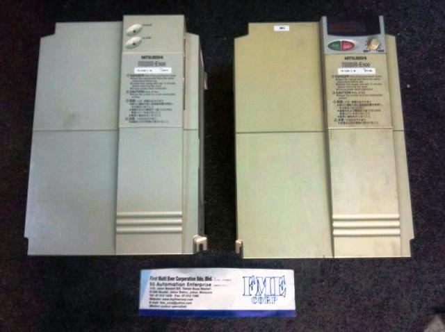 MITSUBISHI FREQROL-E500 FR-E540-7.5K FR-E540-5.5K FR-E540-3.7K MALAYSIA JAKARTA INDONESIA SINGAPORE