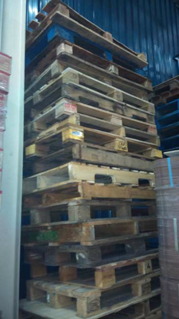 Wooden Pallet (Second Hand)
