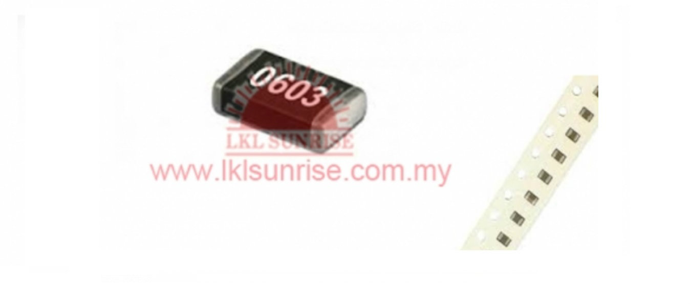0603 CHIP CAPACITOR (100PCS/PACK)