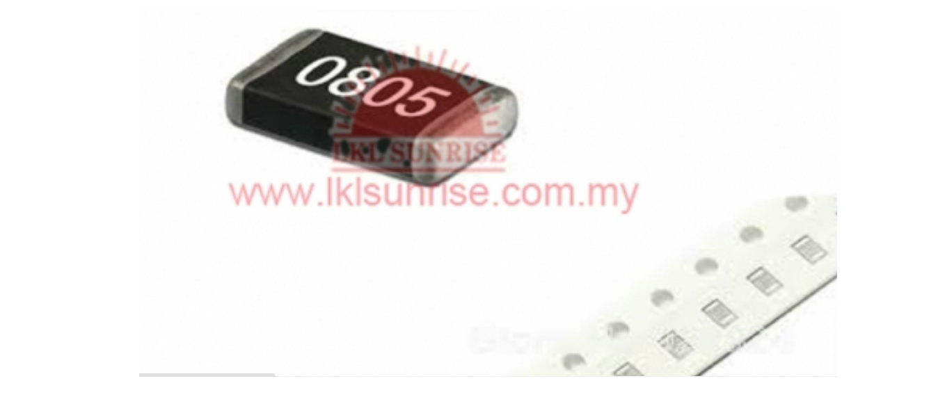 0805 CHIP CAPACITOR (100PCS/PACK)