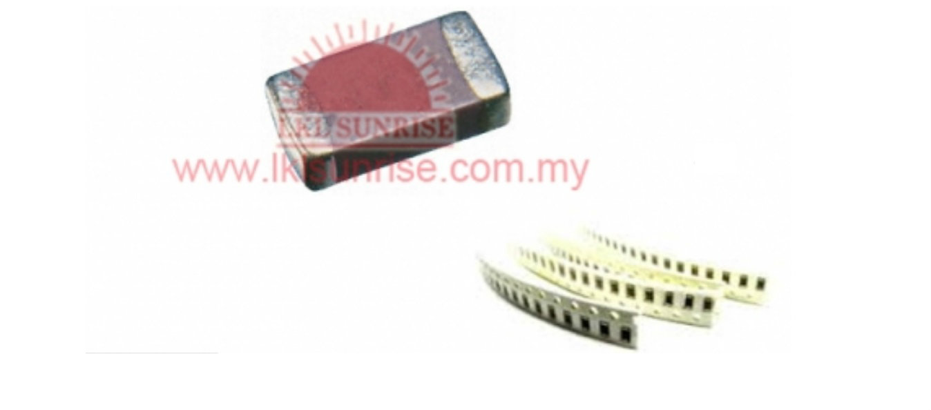 1206 CHIP CAPACITOR (100PCS/PACK)