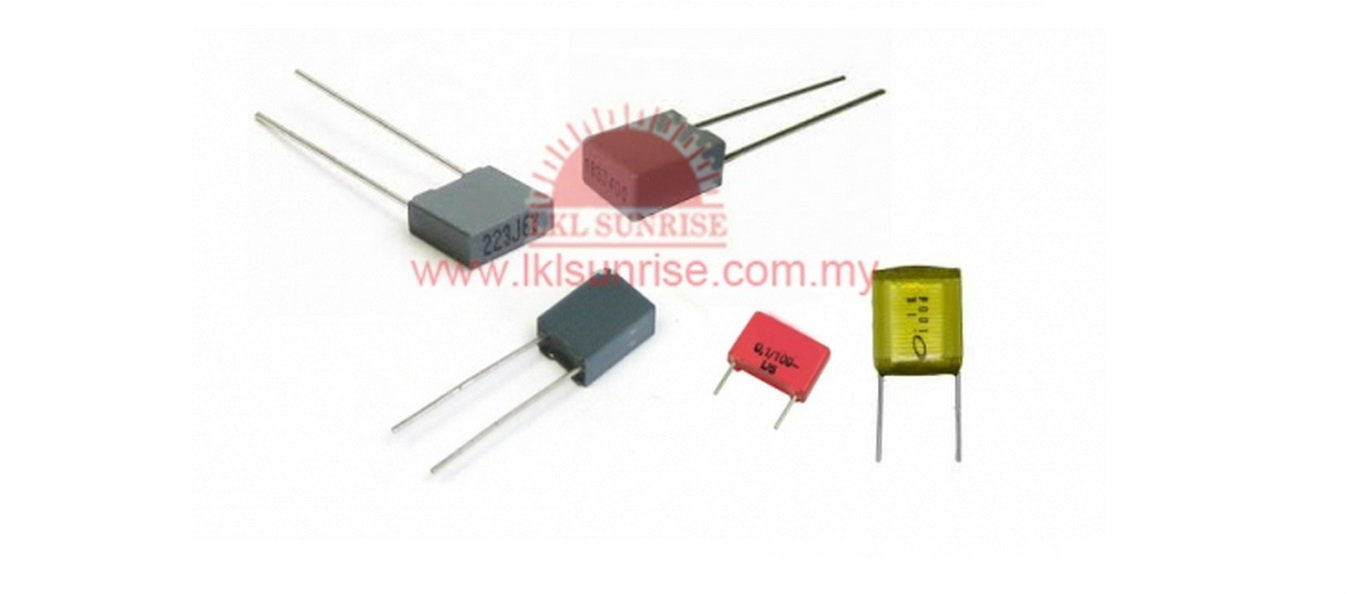 MINI BOX METALIZED POLYESTER FILM CAPACITOR