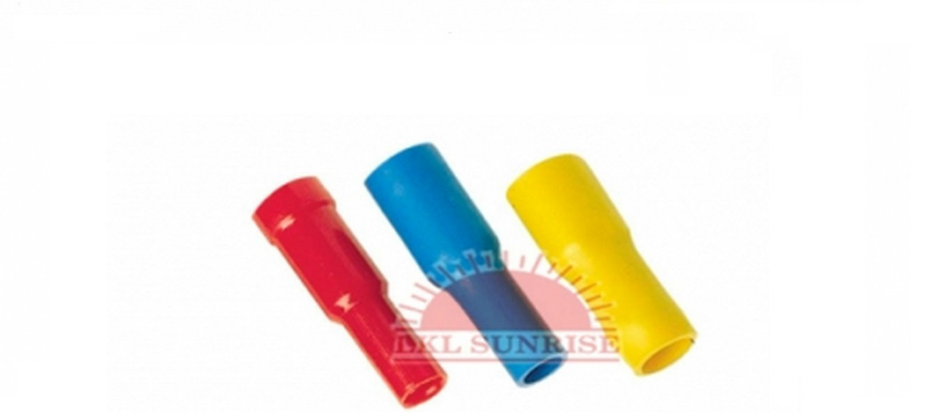 INSULATED BULLET SOCKET (100PCS/PACK)