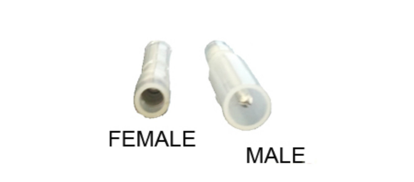 NYLON FULLY RECEPTACLE FEMALE AND MALE