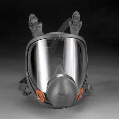 3M 6700 Full Facepiece Respirator