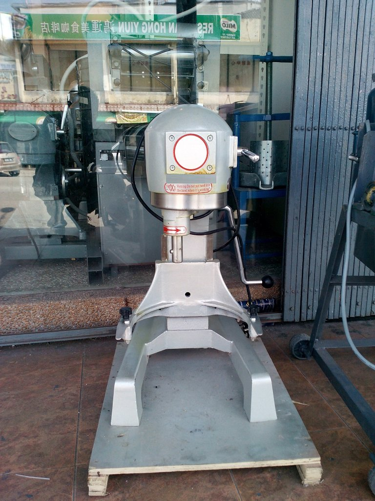 display unit mesin penguli tepung untuk clearance