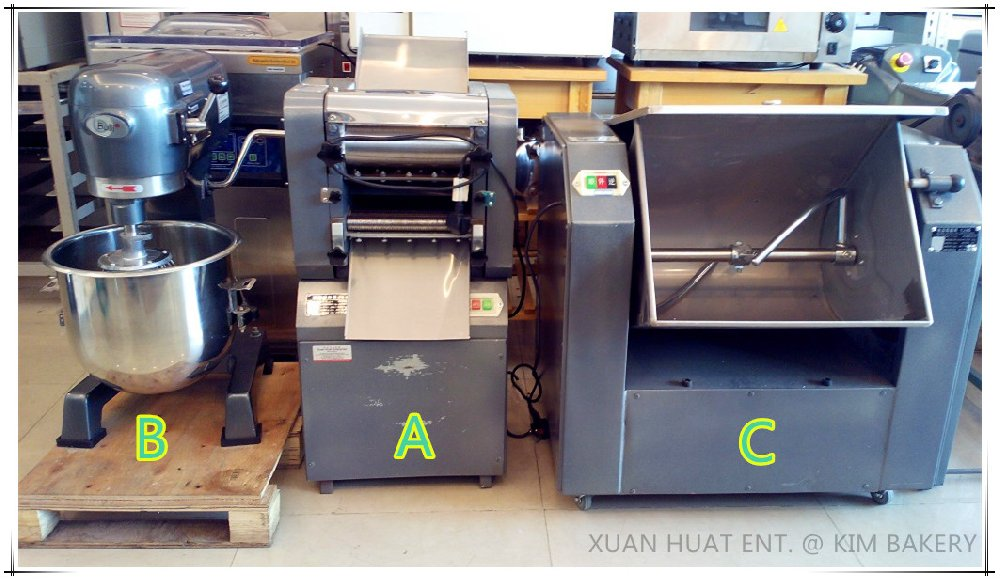 MESIN MEMPROSES MEE / MACHINE FOR NOODLE MAKING / �����������