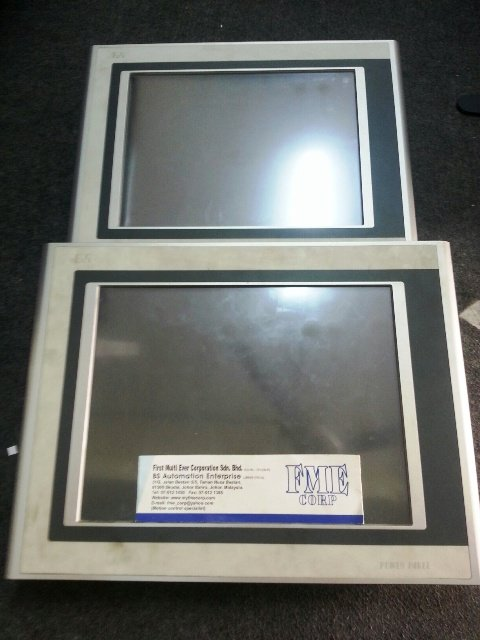 REPAIR B&R POWER PANEL 400 4PP420.1505-85 TOUCH SCREEN HMI MALAYSIA SINGAPORE INDONESIA