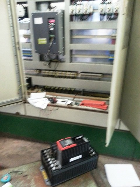 MOGEN MORRIS A8000 AC DRIVE REPLACE SEW AC DRIVE MDF60A-0450-503-4-00 MALAYSIA INDONESIA SINGAPORE