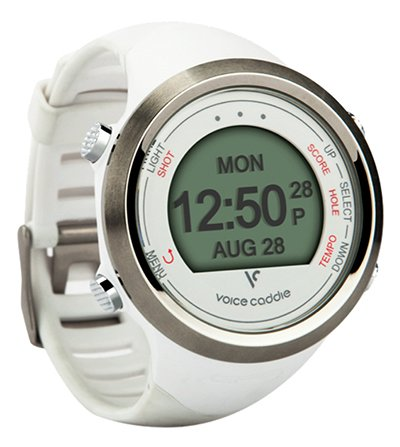 Voice Caddie T1 GPS Watch Review