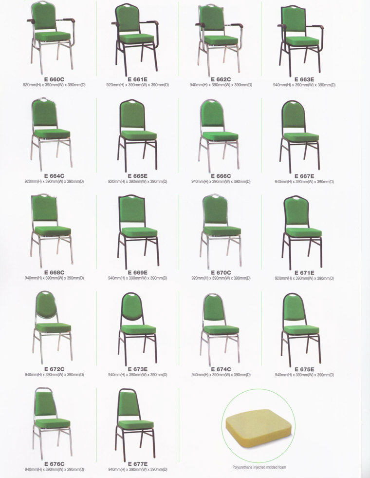 Banque Chair Series