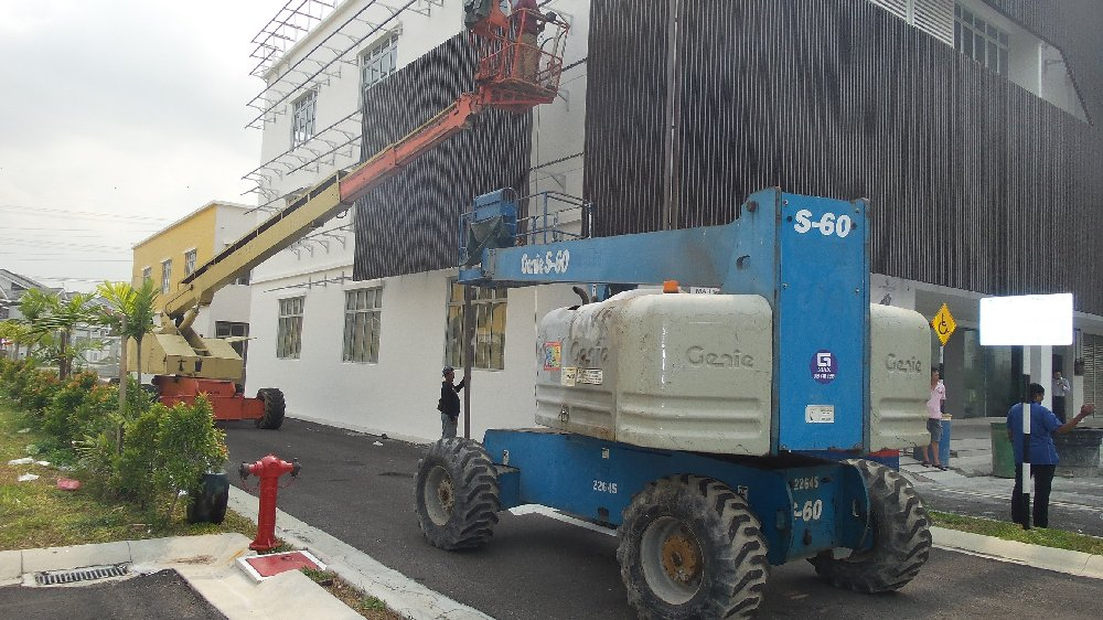 GENIE Boom lift 36ft 45ft 60ft 80ft for rent