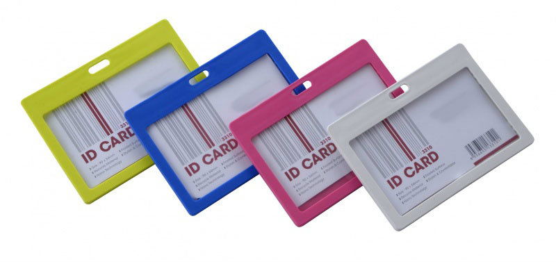ST17-4 Plastic Card Holder