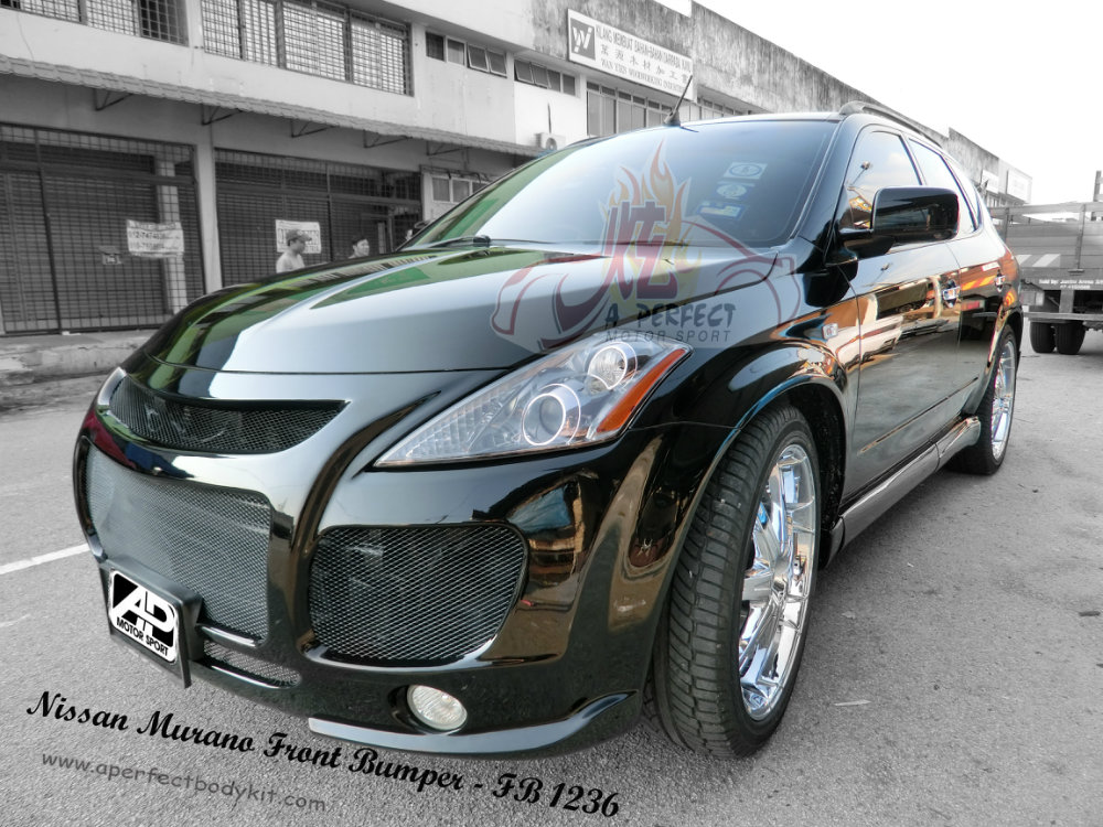 Nissan Murano Front Bumper Nissan Murano Johor Bahru Jb