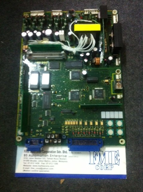 REPAIR FUJI SPINDLE SERVO DRIVER CONTROL BOARD EP-3078F-C4-Z2 MALAYSIA SINGAPORE THAILAND INDONESIA